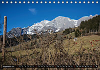 HOCHKÖNIG - Gipfel der Salzburger Alpen (Tischkalender 2019 DIN A5 quer) - Produktdetailbild 9