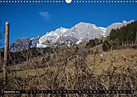 HOCHKÖNIG - Gipfel der Salzburger Alpen (Wandkalender 2019 DIN A3 quer) - Produktdetailbild 9