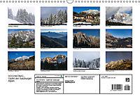 HOCHKÖNIG - Gipfel der Salzburger Alpen (Wandkalender 2019 DIN A3 quer) - Produktdetailbild 13