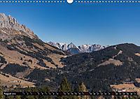 HOCHKÖNIG - Gipfel der Salzburger Alpen (Wandkalender 2019 DIN A3 quer) - Produktdetailbild 8