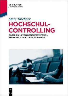 Hochschulcontrolling, Marc Täschner