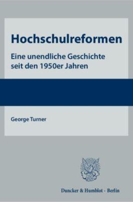 Hochschulreformen - George Turner pdf epub