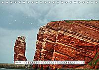 Hochsee-Insel Helgoland (Tischkalender 2019 DIN A5 quer) - Produktdetailbild 3