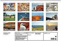 Hochsee-Insel Helgoland (Wandkalender 2019 DIN A2 quer) - Produktdetailbild 2
