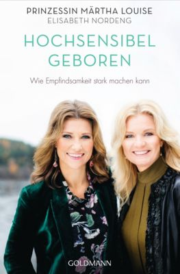Hochsensibel geboren, Elisabeth Nordeng, Prinzessin Märtha Louise
