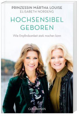 Hochsensibel geboren, Prinzessin von Norwegen Märtha Louise, Elisabeth Nordeng