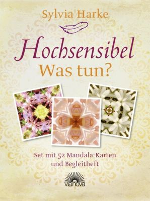 Hochsensibel - Was tun?, 52 Karten - Sylvia Harke |