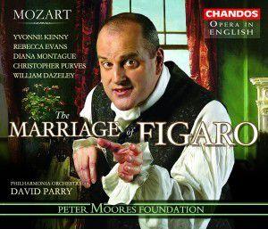 Hochzeit Des Figaro (Ga,Engl.), Kenny, Evans, Parry, Pol