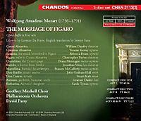 Hochzeit Des Figaro (Ga,Engl.) - Produktdetailbild 1