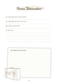 """Hochzeitstagebuch """"Ja, ich will!"""" - Produktdetailbild 3"""
