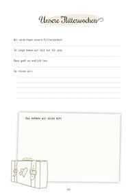"""Hochzeitstagebuch """"Ja, ich will!"""" - Produktdetailbild 6"""