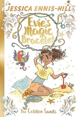 Hodder Children's Books: The Golden Sands, Elen Caldecott, Jessica Ennis-Hill