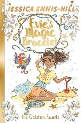 Hodder Children's Books: The Golden Sands, Elen Caldecott, Jessica Ennis-Hill