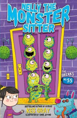 Hodder Children's Books: The Grerks at No. 55, Kes Gray