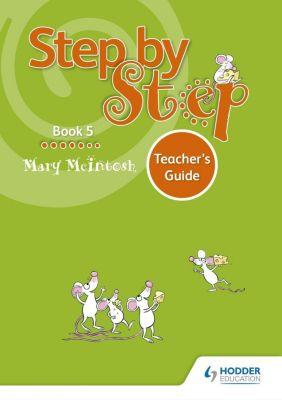 Hodder Education: Step by Step Book 5 Teacher's Guide, Mary McIntosh