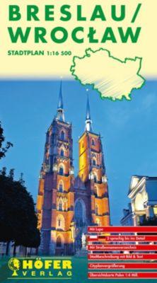 Höfer Stadtplan Breslau; Wroclaw -  pdf epub