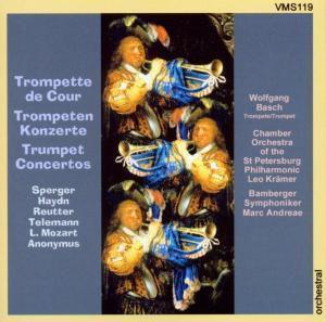 Höfische Trompetenkonzerte, Basch, Bams