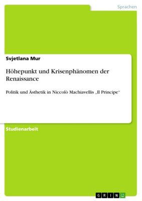 Höhepunkt und Krisenphänomen der Renaissance, Svjetlana Mur