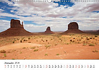 Höhepunkte im Westen der USA (Wandkalender 2019 DIN A3 quer) - Produktdetailbild 12
