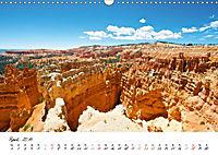 Höhepunkte im Westen der USA (Wandkalender 2019 DIN A3 quer) - Produktdetailbild 4