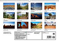 Höhepunkte im Westen der USA (Wandkalender 2019 DIN A3 quer) - Produktdetailbild 13