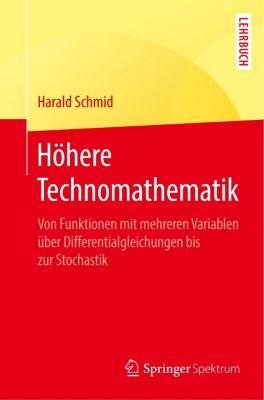 Höhere Technomathematik, Harald Schmid