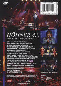 Höhner 4.0 Live Und In Farbe, Höhner