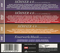 Höhner 4.0 Live Und In Farbe - Produktdetailbild 1