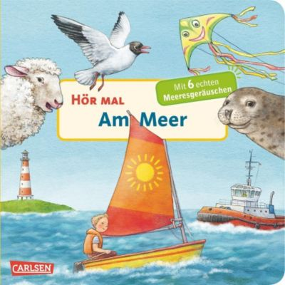 Hör mal Band 8: Das Meer - Anne Möller |