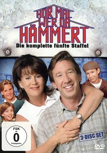 Hör mal wer da hämmert - Staffel 5, Carmen Finestra, David McFadzean, Matt Williams, James Fino, Susan Estelle Jansen, Elliot Stern, Marley Sims, Billy Riback, Lauren Eve Anderson