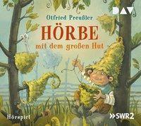 Hörbe mit dem großen Hut, 1 Audio-CD, Otfried Preußler