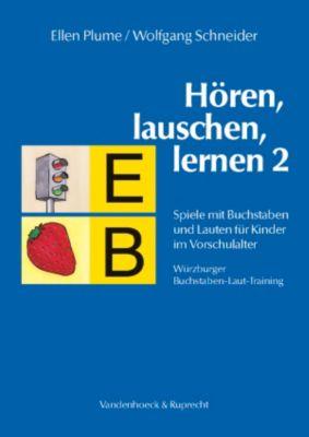 Hören, lauschen, lernen 2, Arbeitsmaterial, Ellen Plume, Wolfgang Schneider