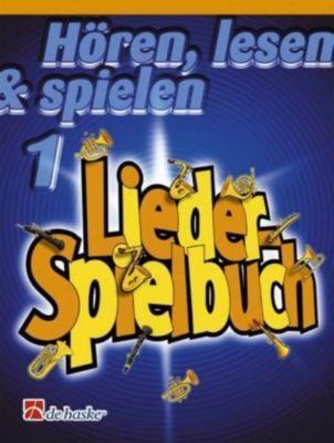Hören, lesen & spielen, für Trompete/Flügelhorn/Tenorhorn/Euphonium in B, Michiel Oldenkamp, Jaap Kastelein