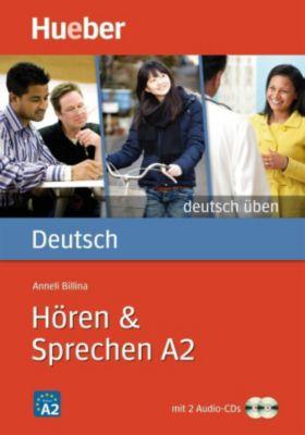 Hören & Sprechen A2, m. 2 Audio-CDs, Anneli Billina