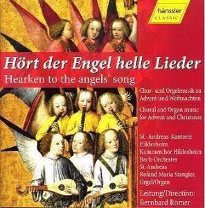 Hört der Engel helle Lieder, CD, Römer, St.-Andreas Kantorei Hil