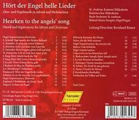 Hört der Engel helle Lieder, CD - Produktdetailbild 1