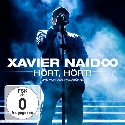 Hört, Hört! Live von der Waldbühne (2CD+DVD), Xavier Naidoo