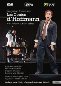 Hoffmanns Erzählungen, Lopez-Cobos, Shicoff, Terfel