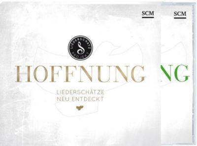 Hoffnung - Liederschätze neu entdeckt , 1 Audio-CD