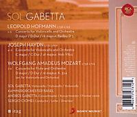 Hofmann Haydn Mozart: Cellokonzerte - Produktdetailbild 1