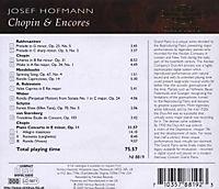 Hofmann Plays Chopin/+ - Produktdetailbild 1