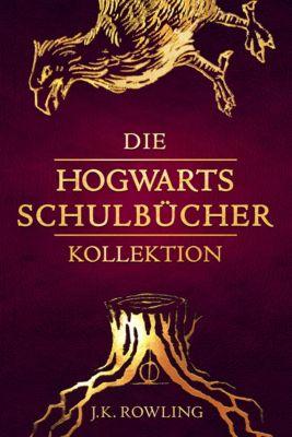 Hogwarts Schulbücher: Die Hogwarts Schulbücher Kollektion, J.K. Rowling