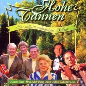 Hohe Tannen, Diverse Interpreten