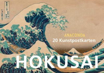 Hokusai Postkartenbuch - Katsushika Hokusai |