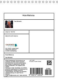 Hola Mallorca (Tischkalender 2019 DIN A5 hoch) - Produktdetailbild 13