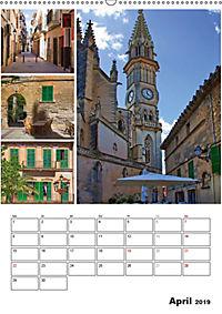 Hola Mallorca (Wandkalender 2019 DIN A2 hoch) - Produktdetailbild 4