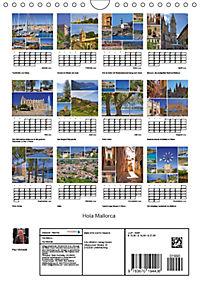 Hola Mallorca (Wandkalender 2019 DIN A4 hoch) - Produktdetailbild 13
