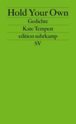 Hold Your Own - Kate Tempest |