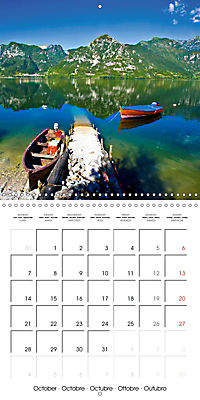Holiday greetings from the upper Italian lakes (Wall Calendar 2019 300 × 300 mm Square) - Produktdetailbild 10