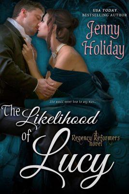 Holiday, J: Likelihood of Lucy, Jenny Holiday